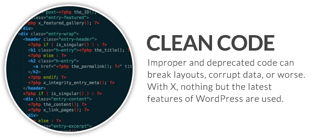 x-feature-small-clean-code